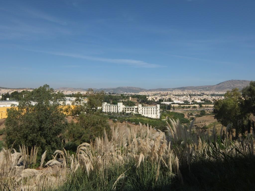 Hotel Sahrai_View