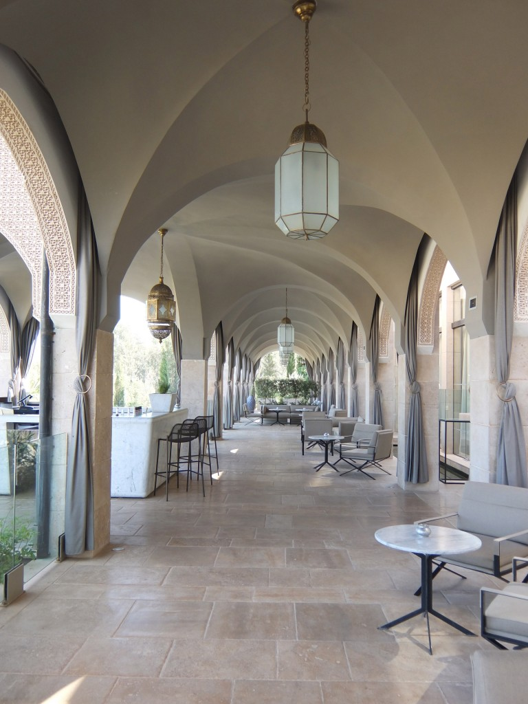 Hotel Sahrai_Outdoor Lounge
