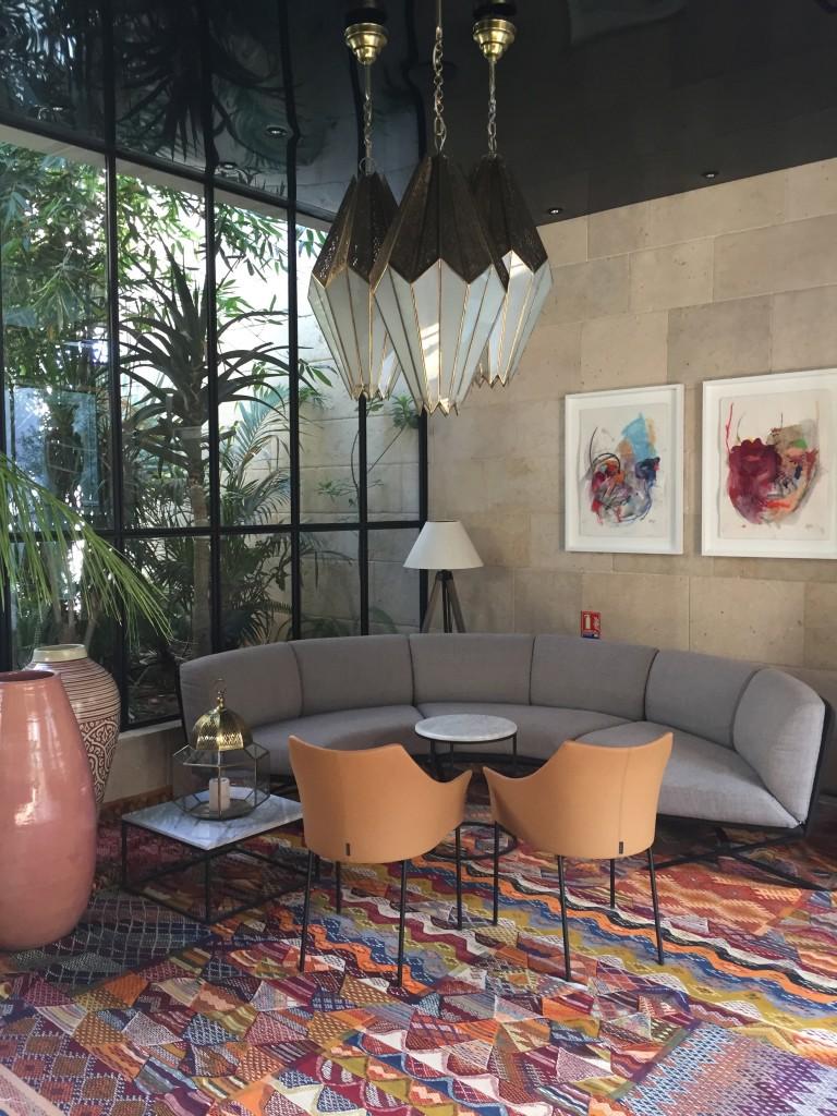 Hotel Sahrai Lobby