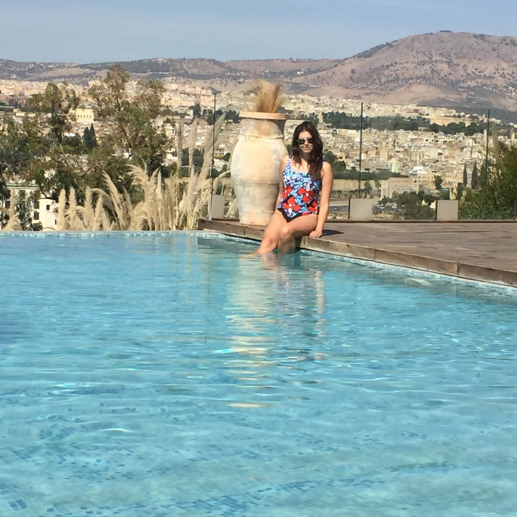 Hotel Sahrai Pool