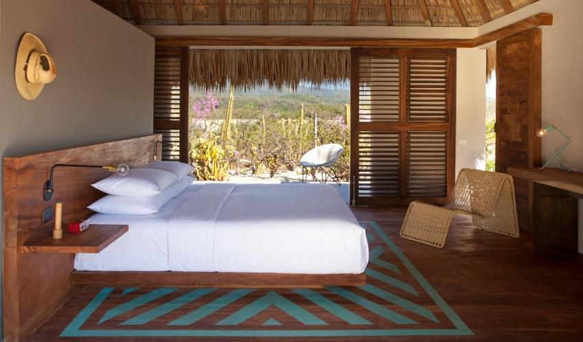 Hotel Escondido Room